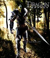 Dragon Effect Thane by GeekTruth64