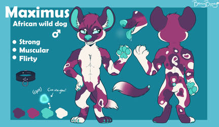 Max Ref Sheet 2018 by BreezyBunny