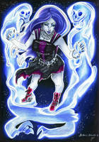 Spectra Vondergeist - Monster High Project by Shiranui94