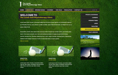 Golf Clinic by jamesmtb