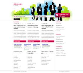 Admin Jobs by jamesmtb