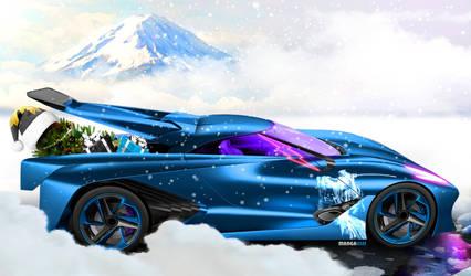 Snowslip by Mangakiss