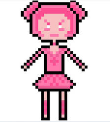 Candy Sprite~! by PoffinSweetz