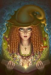 Storyteller by shende-bende
