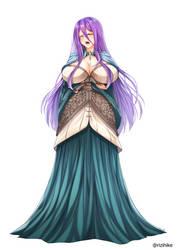 [CM] Witch Lilyana by rizihike