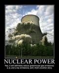 Nuclear Power by poasterchild