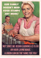 Hate Food Stamps? by poasterchild