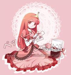 [Request] Princess Bubblegum by Chibi-Townshend