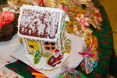 Gingerbread Santa by Anonimus79