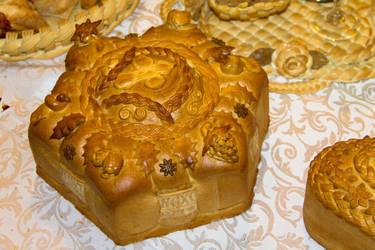 Orthodox Bread by Anonimus79