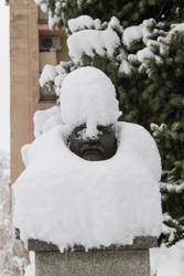 Snow Armor by Anonimus79