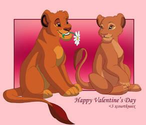 Happy Valentine's Day by xcourtkneex