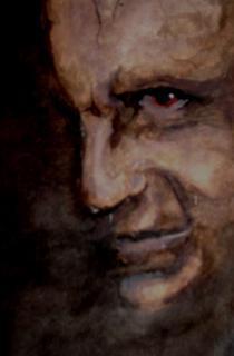 Hannibal Lecter by Irishchicky