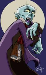 Nosferatu by PaladinLord