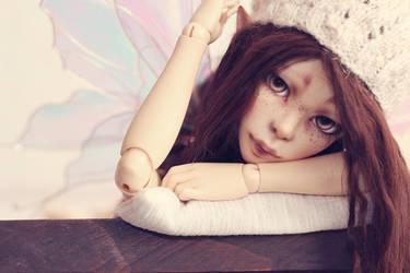 Resting my eyes by nathalye