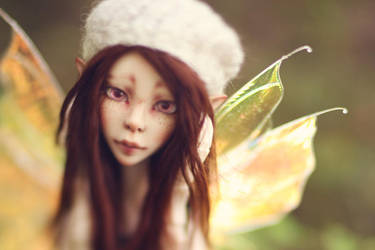 Fairy dust by nathalye