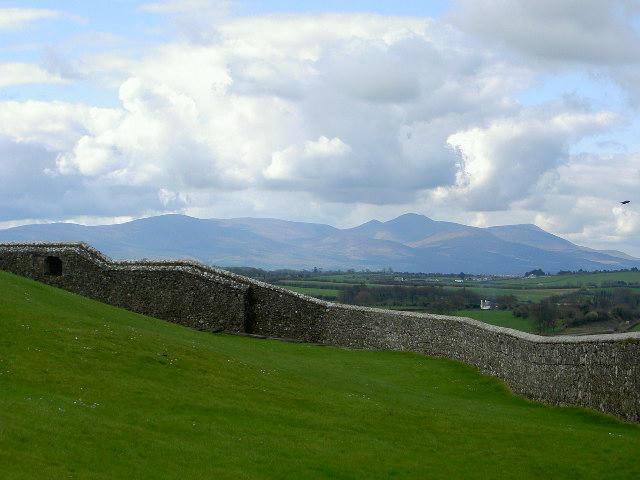 Mighty Ireland by basdhaweio