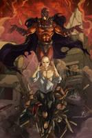 X-Men: First Class by emmshin