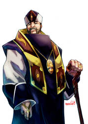 SMG : Bishop Cartwell by emmshin