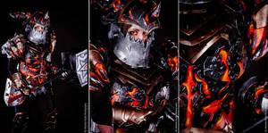 My Wow armor by kurerukreatis