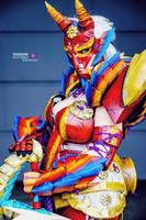 Colored Hunter by kurerukreatis