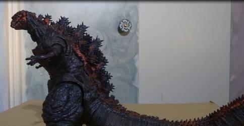 MonsterArts Shin Godzilla - Reissue #3 by SpaceG92