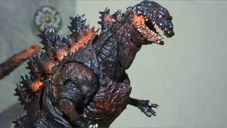 MonsterArts Shin Godzilla - Reissue #5 by SpaceG92