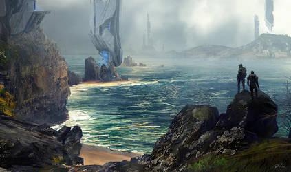 Halo 4 (3) by AJTrahan