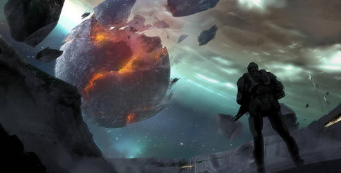 Halo 4 (4) by AJTrahan