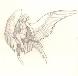 Winged Person by EpicFail32