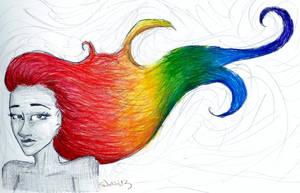 Rainbow by Eyedowno