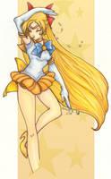 Fanart_Super Sailor Venus Fin by louisdepontdulac