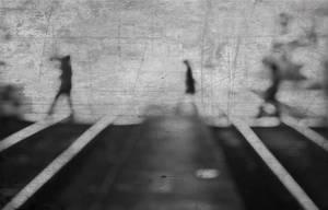 ... one way ... by nunenonanonano