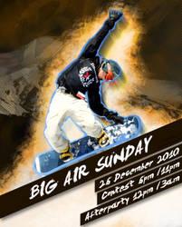 BIG AIR SUNDAY by 24orange