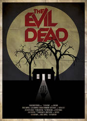 The Evil Dead by PurityOfEssence