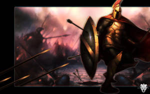 Pantheon - League of Legends by nmoreKharon