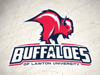 Buffaloes of Lawton Logo by AiDub
