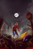 Spiderman by abraaolucas