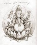 Ganesh by abraaolucas