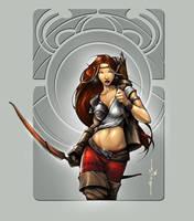 --elf-archer-- by abraaolucas