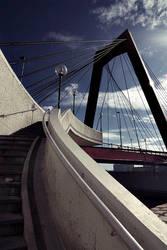 Terug naar de Willemsbrug by karp