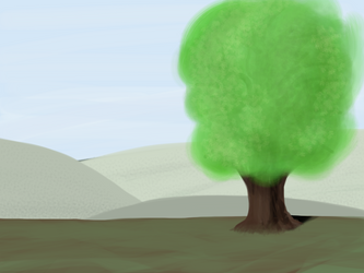 Three Tree by phlogiston99