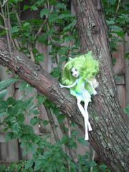Absinthe Wormwood Green Fairy by PaisleyRose