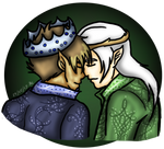 The King and his Seeker by Sinbadghost