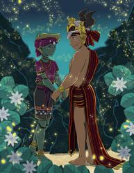 The Story of Sidapa and Bulan by Yu-Gi-Ah