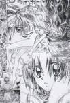 Arina Tanemura Artwork by Kill-chan