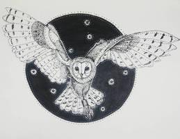 Night Flight by artifexToils