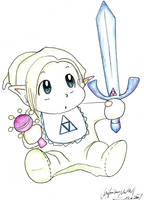 Baby Link by ElvensDay