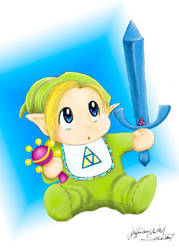 Baby Link 2 by ElvensDay