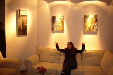Meine erste Ausstellung by ElvensDay